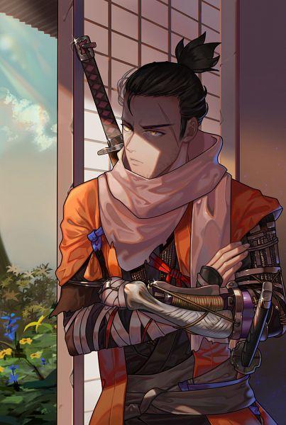 Tags: Anime, Pixiv Id 7441762, Sekiro: Shadows Die Twice, Sekiro, Fanart From Pixiv, Pixiv, Fanart