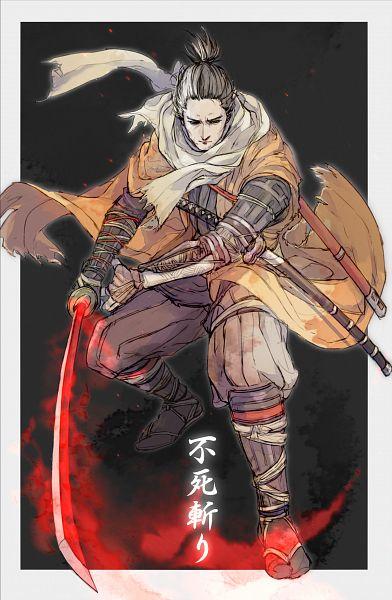 Tags: Anime, Pixiv Id 24223931, Sekiro: Shadows Die Twice, Sekiro, Fanart, Fanart From Pixiv, Pixiv