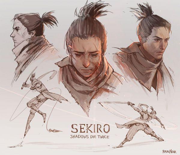 Tags: Anime, RainNoir, Sekiro: Shadows Die Twice, Sekiro, Fanart From Pixiv, Pixiv, Fanart