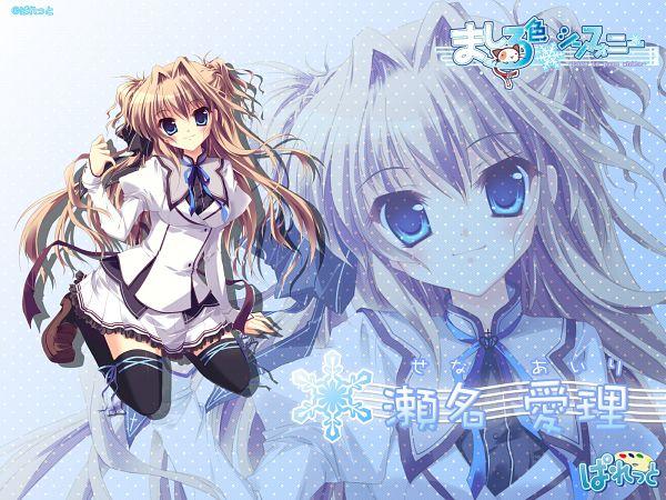 Tags: Anime, Mashiro Iro Symphony, Sena Airi, Official Art