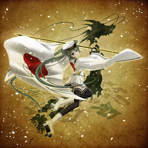 Tags: Anime, Itto Maru, Project DIVA F, VOCALOID, Hatsune Miku, Map, Senbonzakura (Song), Pixiv, Project DIVA Ichi no Sakura: Blossom, Thousand Cherry Blossoms