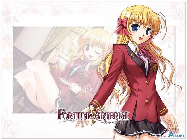 Sendou Erika - Fortune Arterial