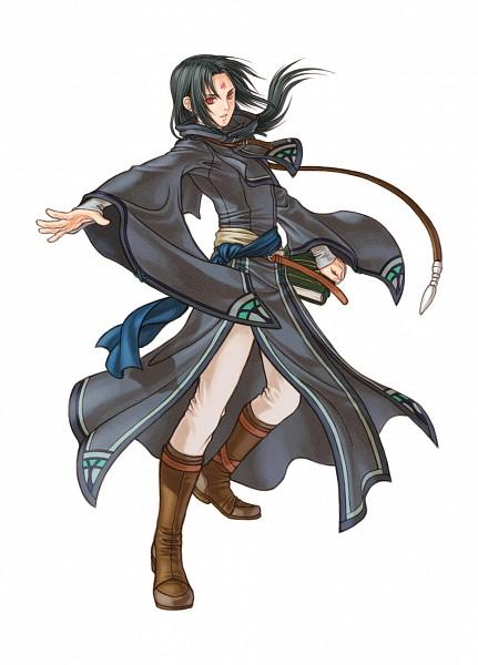 Tags: Anime, Kita Senri, Fire Emblem: Path of Radiance, Senerio (Fire Emblem), Official Art, Mobile Wallpaper, Soren (fire Emblem)