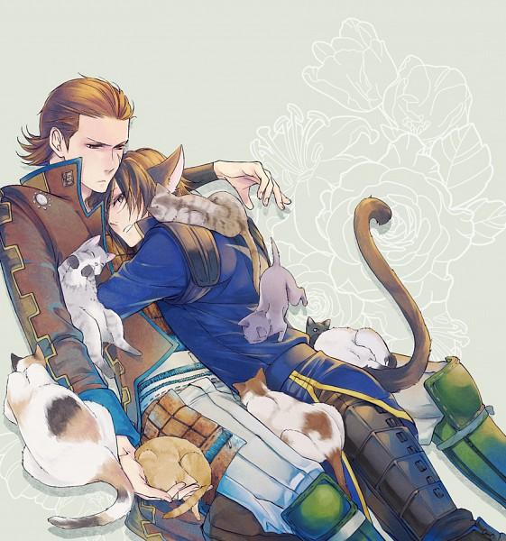 Tags: Anime, beri, Sengoku Basara, Katakura Kojuurou (Sengoku Basara), Date Masamune (Sengoku Basara), Devil Kings
