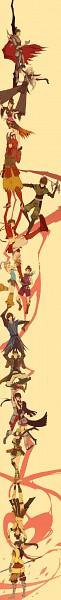 Tags: Anime, Eeru, Sengoku Basara, Maeda Keiji (Sengoku Basara), Maeda Matsu (Sengoku Basara), Katakura Kojuurou (Sengoku Basara), Takeda Shingen (Sengoku Basara), Itsuki, Sarutobi Sasuke, Azai Nagamasa (Sengoku Basara), Ishida Mitsunari (Sengoku Basara), Sanada Yukimura (Sengoku Basara), Oichi (Sengoku Basara), Devil Kings