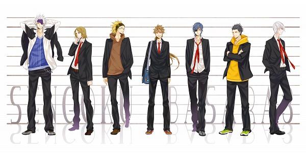 Tags: Anime, Hotsuma, Sengoku Basara, Tokugawa Ieyasu (Sengoku Basara), Sanada Yukimura (Sengoku Basara), Sarutobi Sasuke, Date Masamune (Sengoku Basara), Mori Motonari (Sengoku Basara), Ishida Mitsunari (Sengoku Basara), Motochika Chosokabe (Sengoku Basara), Height Chart, Pixiv, Facebook Cover, Devil Kings