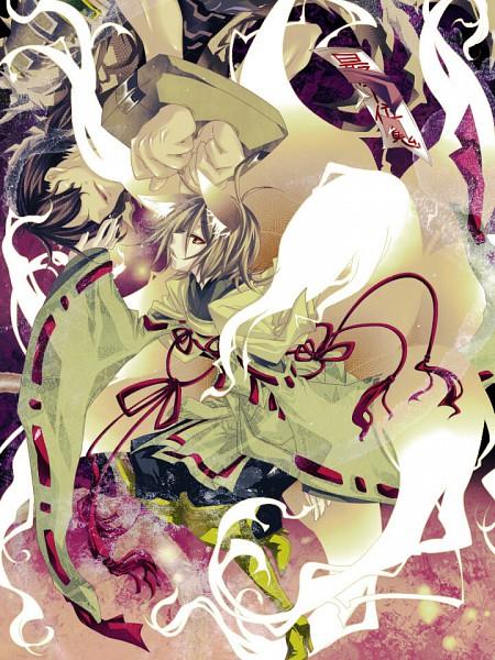 Tags: Anime, Pixiv Id 1900893, Sengoku Basara, Kuroda Kanbei (Sengoku Basara), Mori Motonari (Sengoku Basara), Devil Kings