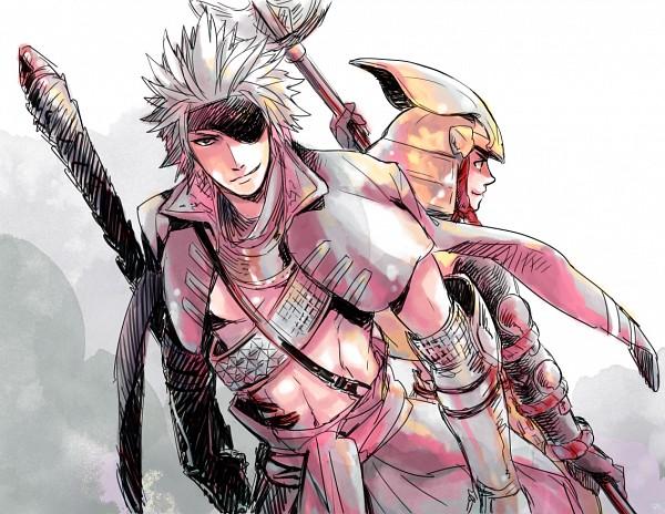 Tags: Anime, Sengoku Basara, Tokugawa Ieyasu (Sengoku Basara), Motochika Chosokabe (Sengoku Basara), Devil Kings