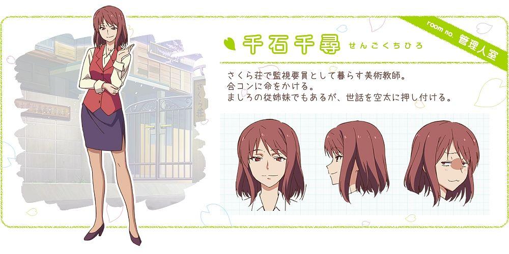Sengoku Chihiro - Sakurasou no Pet na Kanojo