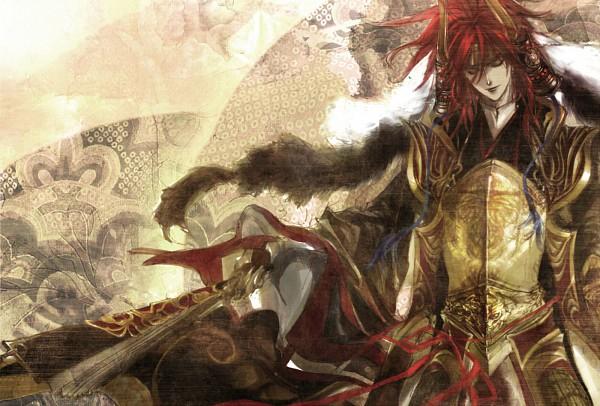 Sengoku Musou (Samurai Warriors)