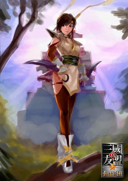 Tags: Anime, Koei, Sengoku Musou, Nene (Sengoku Musou), Samurai Warriors