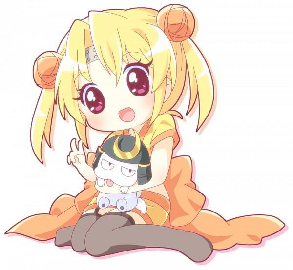 Tags: Anime, Mirai (Sugar), Sengoku Otome, Shiro (Sengoku Otome), Toyotomi Hideyoshi (Sengoku Otome), Pixiv, Fanart