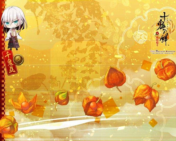 Tags: Anime, miko (Artist), DESIGN FACTORY, IDEA FACTORY, Otomate, Toki no Kizuna, Senkimaru, Official Art, Official Wallpaper, Wallpaper
