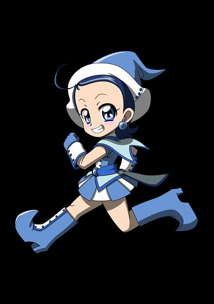 Tags: Anime, MT2Y-Monyo, Ojamajo DoReMi, Senoo Aiko, Witch Costume, Pixiv, Fanart From Pixiv, Fanart