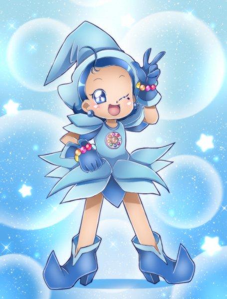 Tags: Anime, Shunciwi, Ojamajo DoReMi, Senoo Aiko, Dream Spinner, Fanart, Fanart From Pixiv, Pixiv