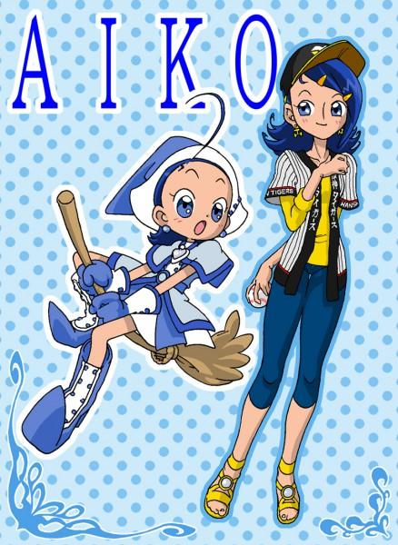 Tags: Anime, Pixiv Id 1143969, Ojamajo DoReMi, Ojamajo DoReMi 16, Senoo Aiko, Cologne Tap, Pixiv, Fanart