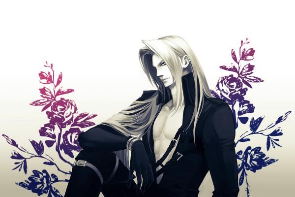 Tags: Anime, Final Fantasy VII, Sephiroth