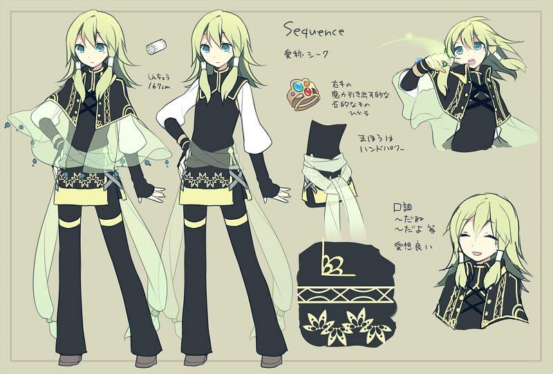 Tags: Anime, Hijiri, Sequence, Pixiv, Pixiv Fantasia Series, Character Sheet, Pixiv Fantasia: Sword Regalia