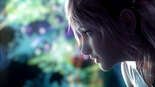 Tags: Anime, Final Fantasy XIII, Serah Farron, HD Wallpaper, Facebook Cover, Wallpaper