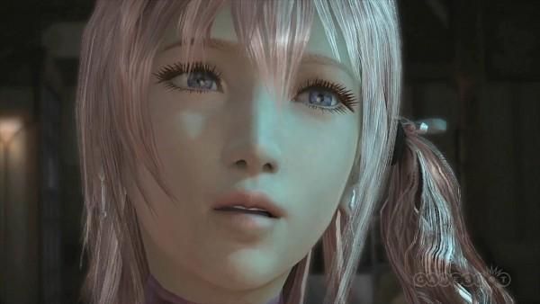 Tags: Anime, Final Fantasy XIII, Serah Farron, Screenshot, Wallpaper