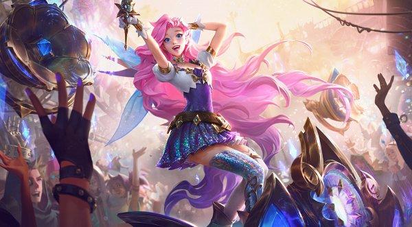 Seraphine - League of Legends