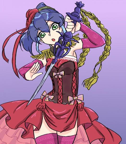 Tags: Anime, Pixiv Id 582496, Yu-Gi-Oh!, Yu-Gi-Oh! ARC-V, Serena (Yu-Gi-Oh! ARC-V), Pixiv, Fanart, Fanart From Pixiv, PNG Conversion