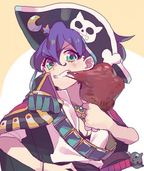 Tags: Anime, mune_donidoni, Yu-Gi-Oh!, Yu-Gi-Oh! ARC-V, Serena (Yu-Gi-Oh! ARC-V), Fanart, Twitter