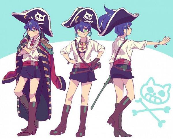 Tags: Anime, mune_donidoni, Yu-Gi-Oh!, Yu-Gi-Oh! ARC-V, Serena (Yu-Gi-Oh! ARC-V), Twitter, Fanart