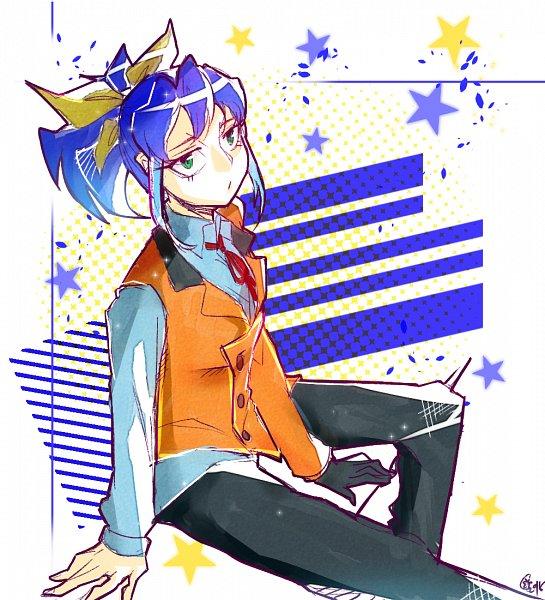 Tags: Anime, Misa (Pixiv13715356), Yu-Gi-Oh!, Yu-Gi-Oh! ARC-V, Serena (Yu-Gi-Oh! ARC-V), Dennis Macfield (Cosplay), Twitter, Fanart From Pixiv, Pixiv, Fanart
