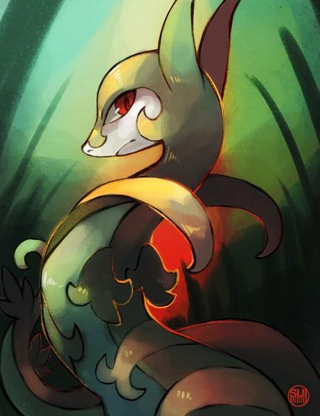 Serperior - Pokémon