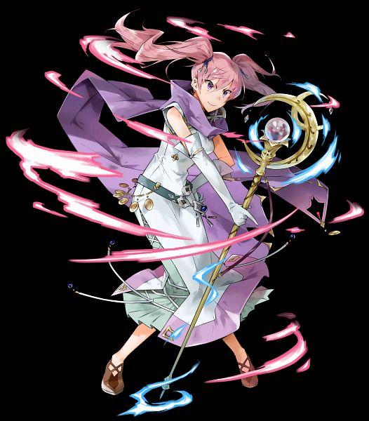 Tags: Anime, Kusugi Toku, Intelligent Systems, Fire Emblem Heroes, Serra, Official Art