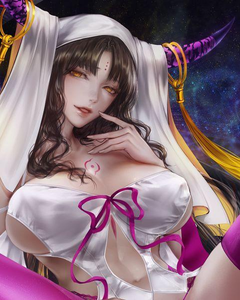 Tags: Anime, Pixiv Id 8879338, Fate/EXTRA CCC, Sesshouin Kiara, Fanart From Pixiv, Pixiv, Fanart