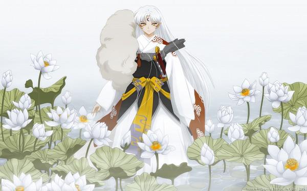 Tags: Anime, InuYasha, Sesshoumaru, 2560x1600 Wallpaper, Artist Request, Wallpaper, HD Wallpaper