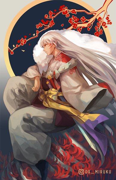 Tags: Anime, Ox-Miruku, Animus-Rhythm, InuYasha, Sesshoumaru