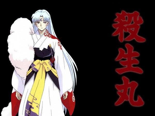 Tags: Anime, InuYasha, Sesshoumaru, Wallpaper
