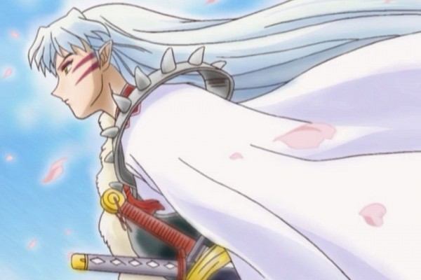 Tags: Anime, InuYasha, Sesshoumaru, Screenshot