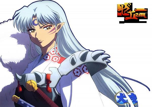 Tags: Anime, InuYasha, Sesshoumaru, Edited