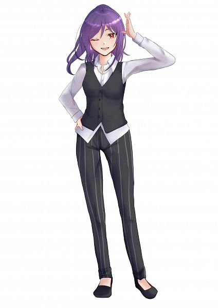 Tags: Anime, Pixiv Id 27177963, BanG Dream! Girls Band Party!, Seta Kaoru, Fanart, Fanart From Pixiv, Pixiv