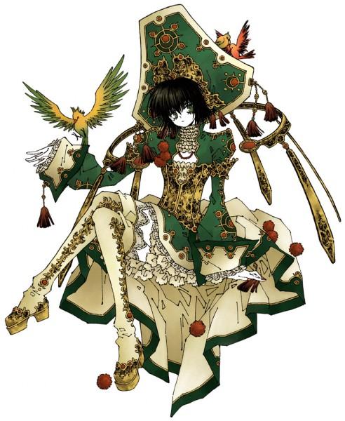 Tags: Anime, Karezel, Trinity Blood, Seth Nightroad