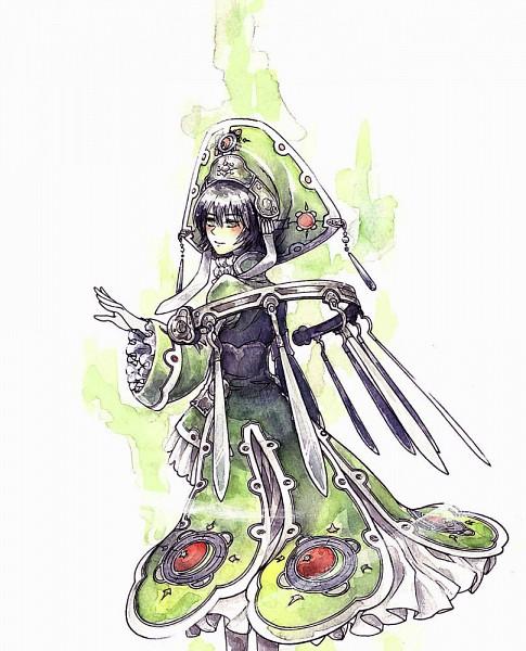 Tags: Anime, Pixiv Id 887580, Trinity Blood, Seth Nightroad