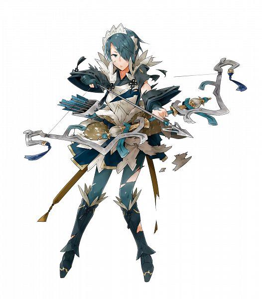 Tags: Anime, Kusugi Toku, Intelligent Systems, Fire Emblem Heroes, Setsuna (Fire Emblem), PNG Conversion, Official Art