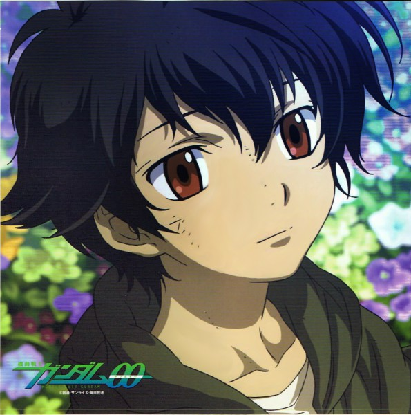 Tags: Anime, Mobile Suit Gundam 00, Setsuna F. Seiei, Gundam Meisters