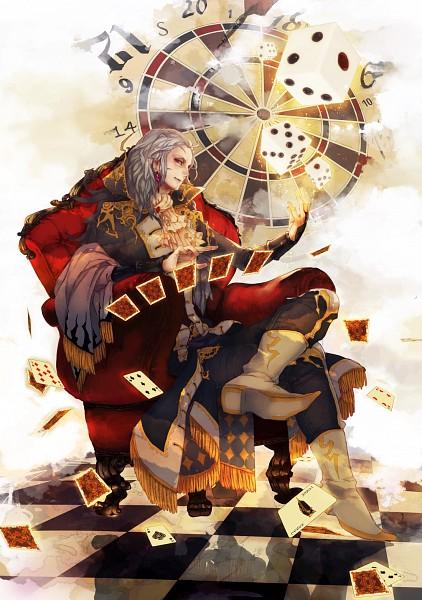 Setzer Gabbiani - Final Fantasy VI