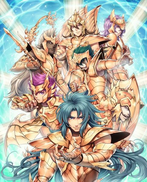Seven Generals - Poseidon's Mariners