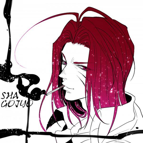 Tags: Anime, Sirou69, Saiyuki, Sha Gojyo, Fanart, Fanart From Pixiv, Pixiv
