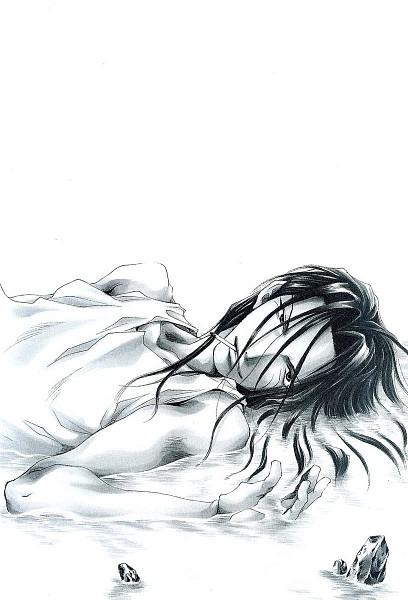 Tags: Anime, Kazuya Minekura, Saiyuki, Sha Gojyo
