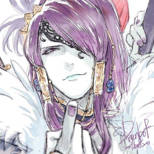 Tags: Anime, Drenbof, Thunderbolt Fantasy, Sha Wu Sheng