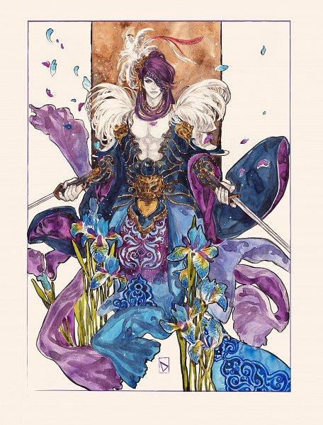 Tags: Anime, Pixiv Id 6456496, Thunderbolt Fantasy, Sha Wu Sheng