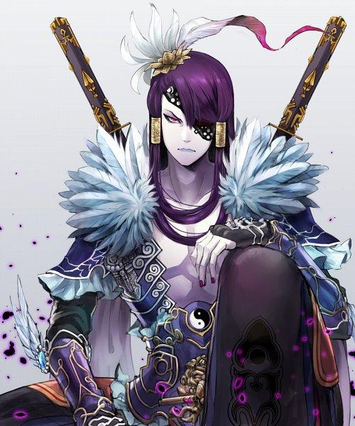 Tags: Anime, Naokado, Thunderbolt Fantasy, Sha Wu Sheng