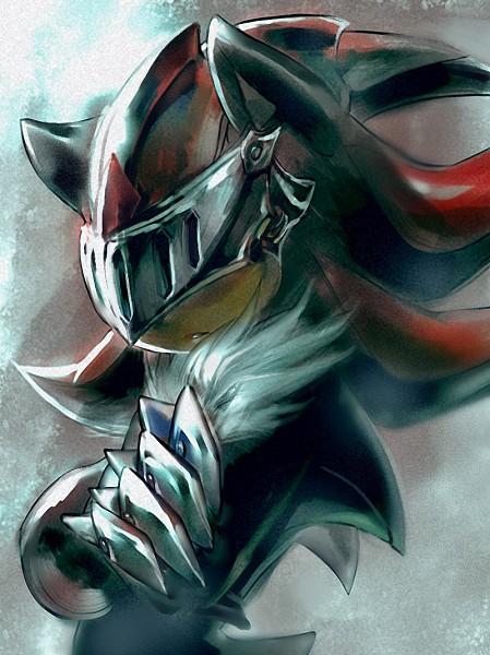 Tags: Anime, Mri, Sonic and the Black Knight, Sonic the Hedgehog, Shadow the Hedgehog, Fanart From DeviantART, Fanart, deviantART